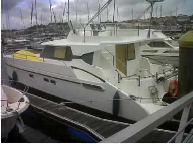 2001 Fountaine Pajot Maryland 37