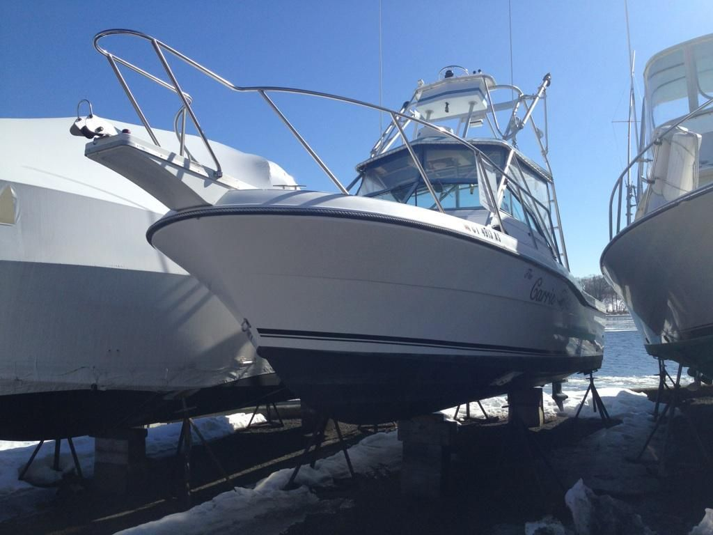 1990 robalo 2660 cuddy cabin power new and used boats for sale for Robalo fish in english