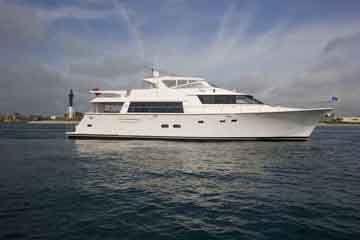 2008 Pacific Mariner Motoryacht