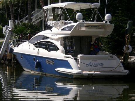 2011 Azimut 38