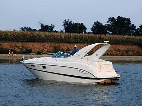 2002 Maxum 2700 SE