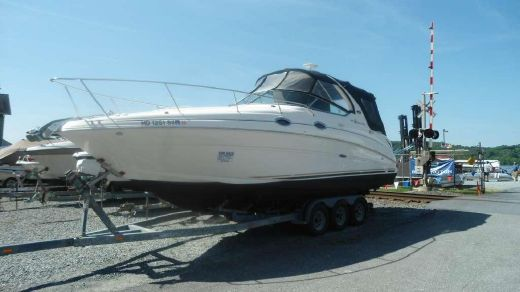 2003 Sea Ray Sundancer 28