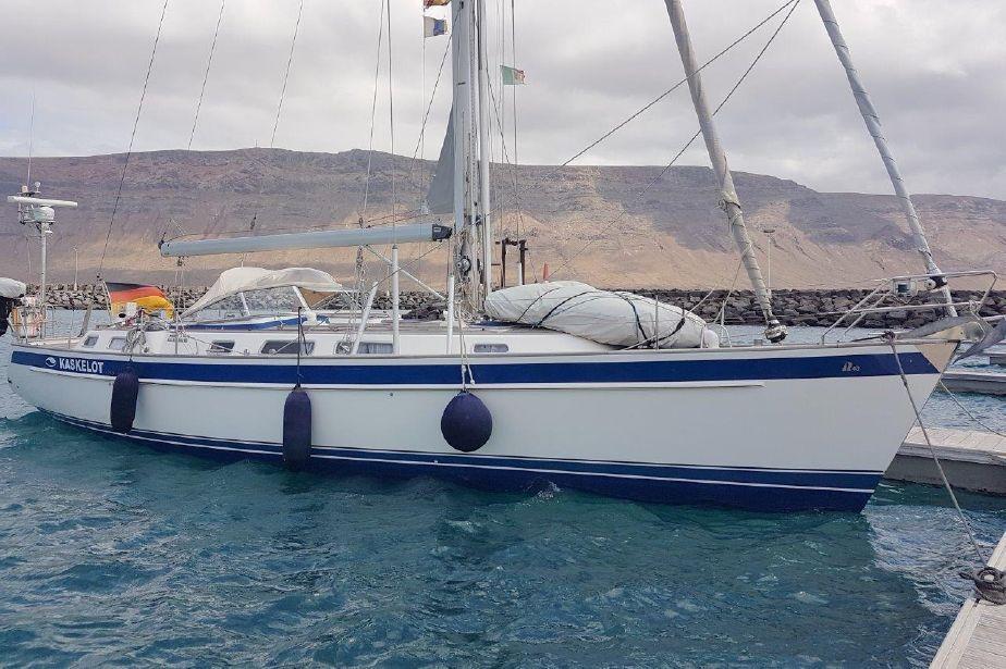 2006 Hallberg-Rassy 48 Sail Boat For Sale - www yachtworld com