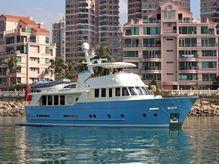 2010 Sparkman & Stephens Passagemaker 60-106