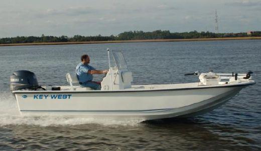2014 Key West 197 Skiff