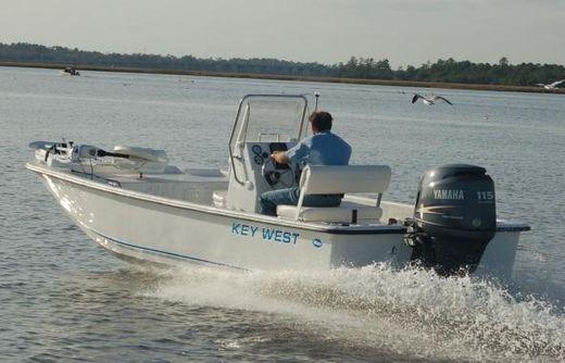 2016 Key West 197 Skiff