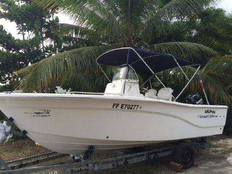 2011 Sea Fox 206CC Pro Series