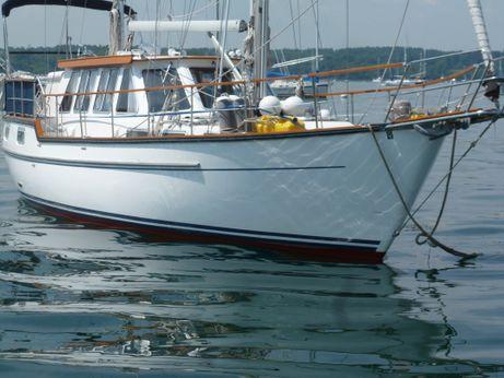 1997 Nauticat 38