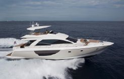 2016 Alpha By Cheoy Lee Alpha Flybridge Express