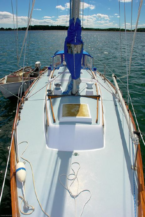 1969 Allied Seabreeze Sail Boat For Sale - www yachtworld com