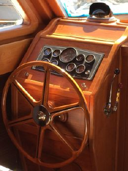 2015 Sponberg 50 Motorsailer/Ketch
