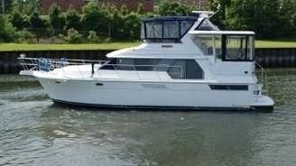 1993 Carver Yachts 440 Aft Cabin MY
