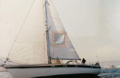1986 Hallberg-Rassy 42 E