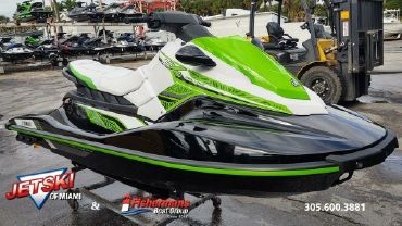 2020 Yamaha Waverunner EX Deluxe