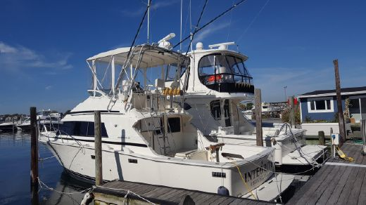 1989 Bertram 33 Sport Fisherman