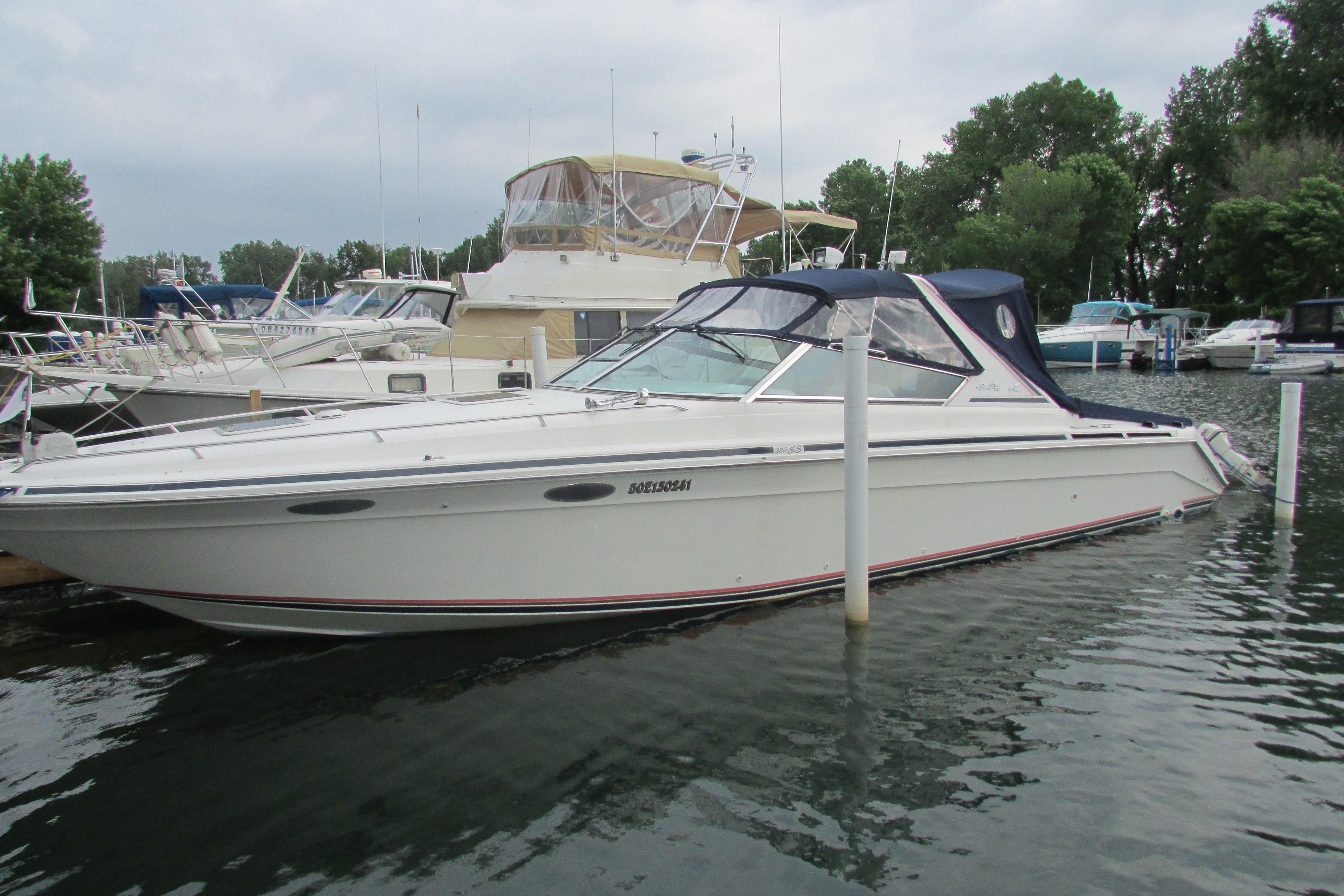 1995 Sea Ray 380 Sun Sport Power Boat For Sale Www Yachtworld Com