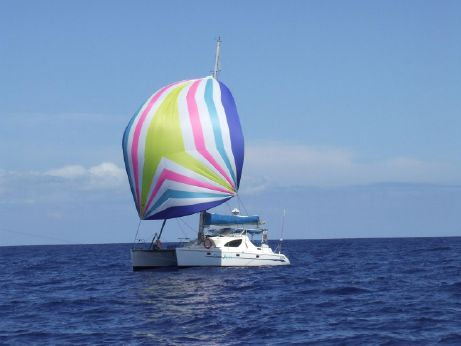 2000 Maxim Catamaran