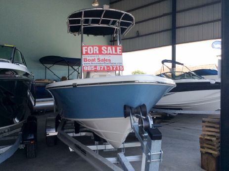 2015 Sea Chaser 210 LX Bay Runner