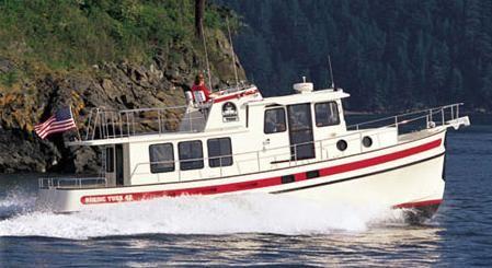 2003 Nordic Tugs 42