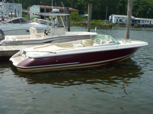 2006 chris-craft 26 corsair