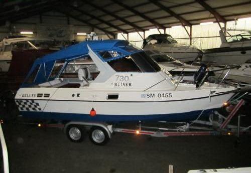 2009 Cruiser deLuxe 730