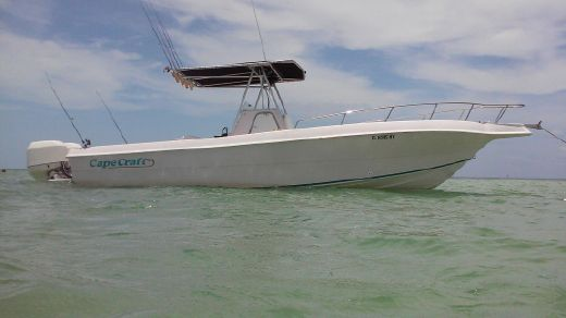 1997 Cape Craft 280