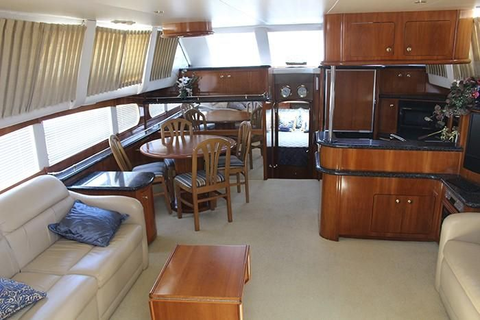 Carver 506 Aft cabin motoryacht for sale in Marina Del Rey