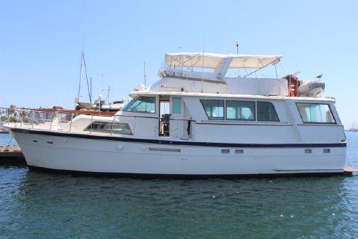 1979 Hatteras 58 Cockpit Motor Yacht