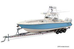 2019 Mako 334 CC Sportfish Edition