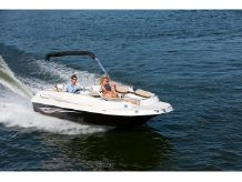 2017 Starcraft Deckboat Limited 2000 OB Fish Power New and