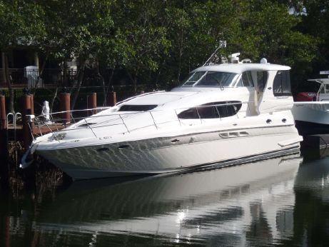 2002 Sea Ray 480 Motor Yacht with Satellite TV