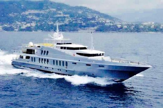 1991 Oceanfast 180 Mega Yacht