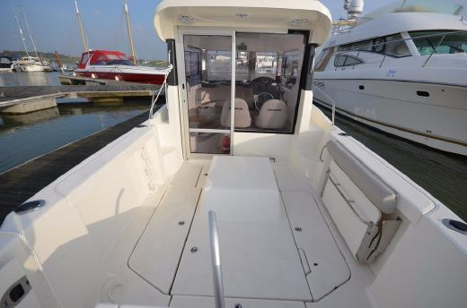 2017 Arvor 690 Pilothouse
