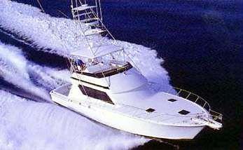 1999 Hatteras 54 Convertible