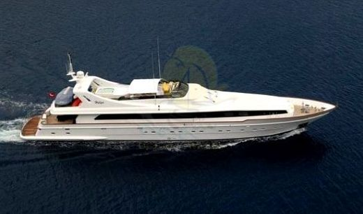 2000 Turkish Shipyard MEGA YACHT