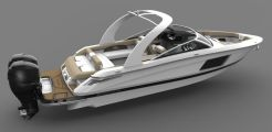 2020 Four Winns Horizon 290 Outboard