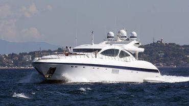 2008 Mangusta 130