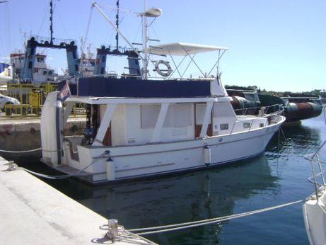 1997 Marine Trader 36 Trawler