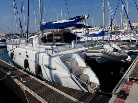 2001 Fountaine Pajot Belize 43