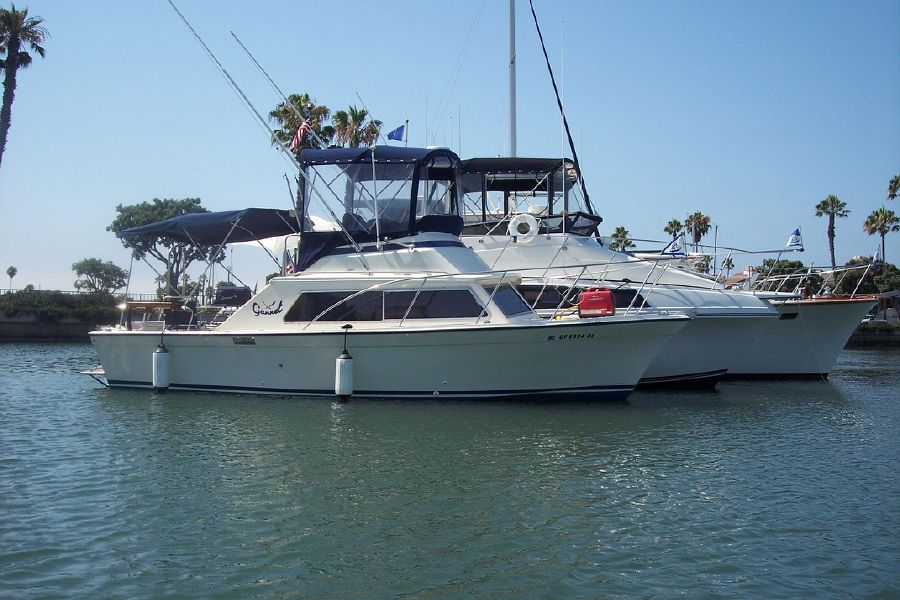 photo of 28' Luhrs 280