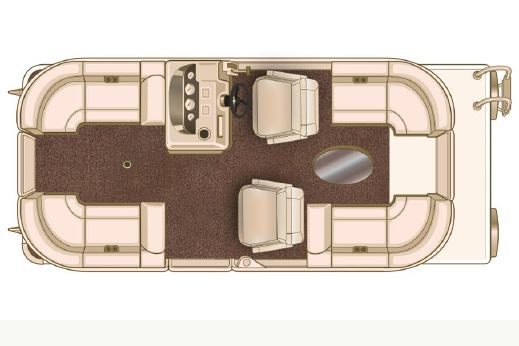 2016 Sylvan Mirage Cruise 8520 LZ LE