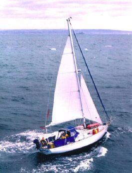 1969 Islander Wayfarer