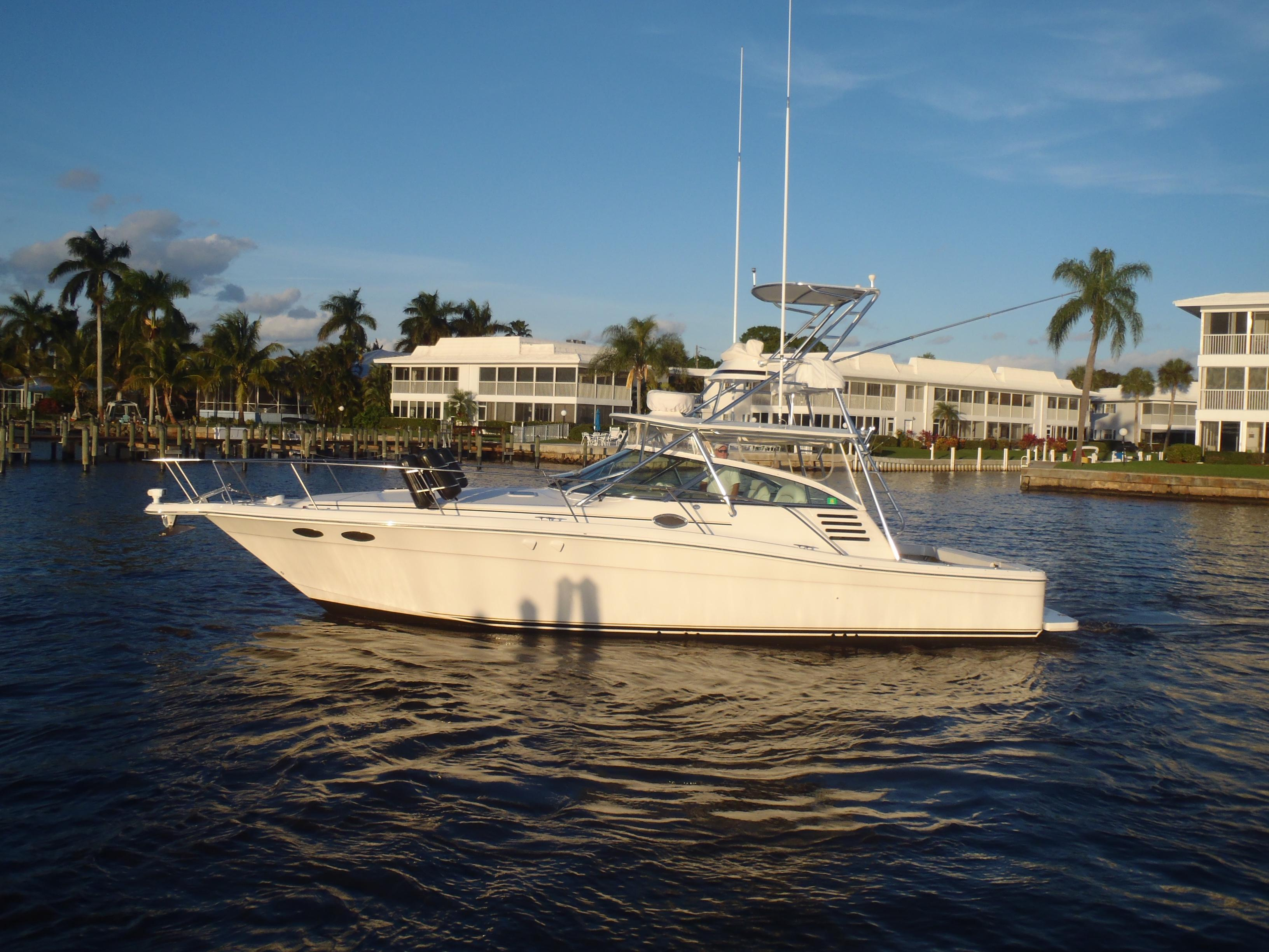 1999 Sea Ray Express Cruiser Power New And Used Boats For Sale