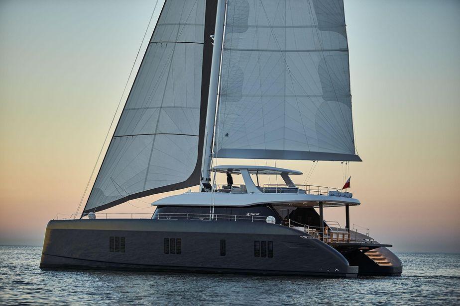 2019 Sunreef 80 Sail Boat For Sale - www yachtworld com