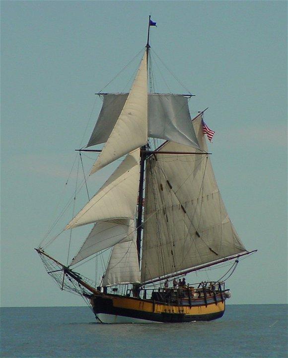 Classic Tall Ship, Newport, RI