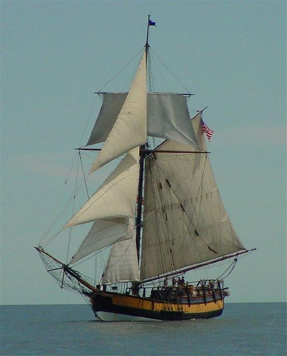 1976Classic Tall Ship