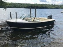 2016 Rossiter 17 Classic Runabout