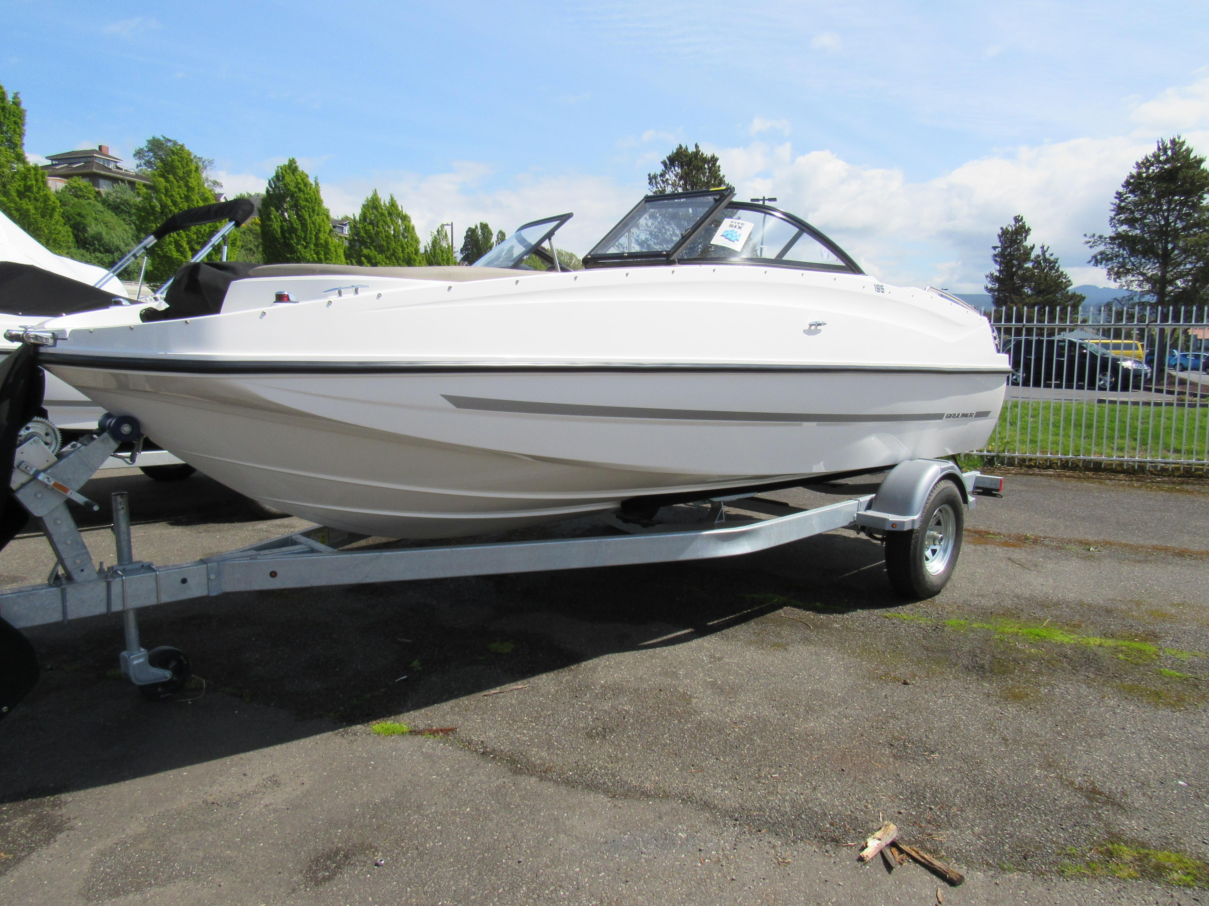 2016 Bayliner 195 Deck Boat Power New And Used Boats For Sale