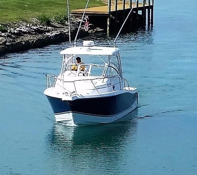 Proline Boats For Sale >> 2007 Pro-Line 32 Express Power Boat For Sale - www ...