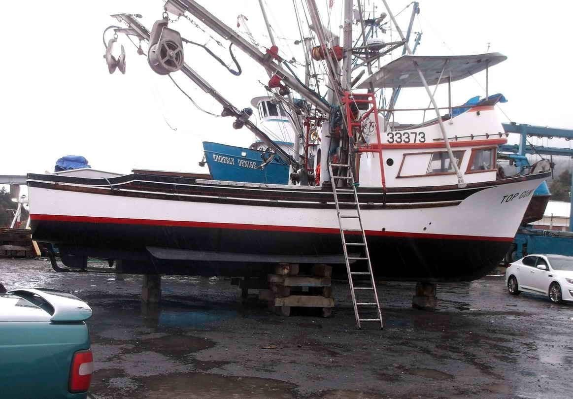 Commercial fishing boats for sale boat broker fishing for Commercial fishing boats